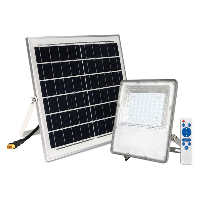 Ip65 20w 30w 50w 100W 200w LED solar panal lights, with Removing the controller